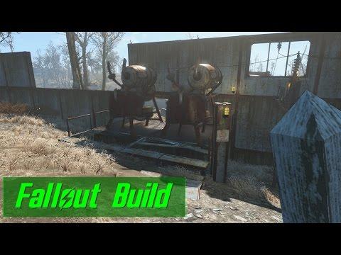 Generator Ideas/Designs (Fallout 4 Build)