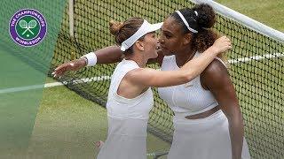 Simona Halep vs Serena Williams   Wimbledon 2019 Final (Full Match)
