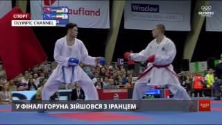 Станіслав Горуна і його тренер розповіли подробиці тріумфу на Всесвітніх іграх