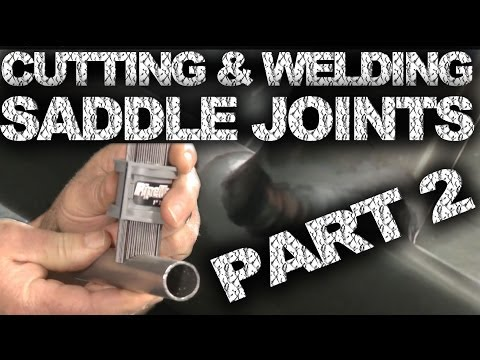 Cutting and Welding Saddle Joints: Part 2 | TIG Time