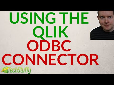 Qlik ODBC connector - The easy way to create ODBC connections