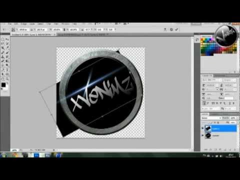 How To Make Free Professional Logo (Download Template) - Speed Art