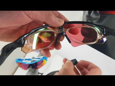 Oakley Prescription clip for Radar EV (Asian Fit) sports sunglasses