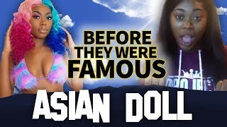 ASIAN DOLL | Before They Were Famous | Biography