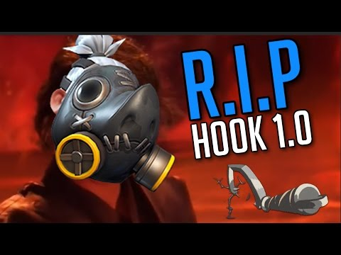 [Overwatch] R.I.P Roadhog Hook 1.0