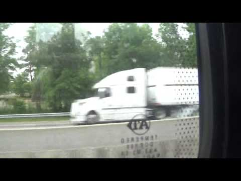 Southeastern Stages # 314 2012 MCI D4505 pt.1/4 (To Charleston, SC)