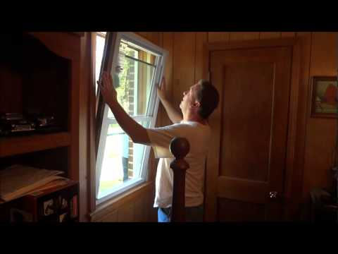 How to install Window Replacement