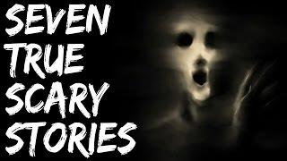 4 True Scary Horror Stories - Trail Run, Creepy Neighbor, RV