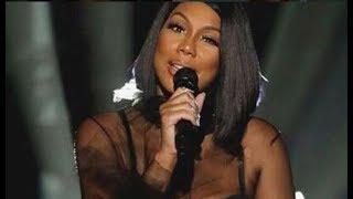 "Tamar Braxton singing ""Blind"" live (Soul Train Awards ) - backstage"