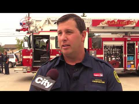 Calgary firefighters headed for Waterton