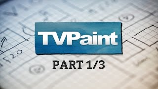 Starting an animated project with TVPaint: Storyboarding (1/3)