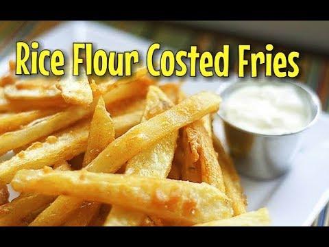 Crispy Coated French Fries