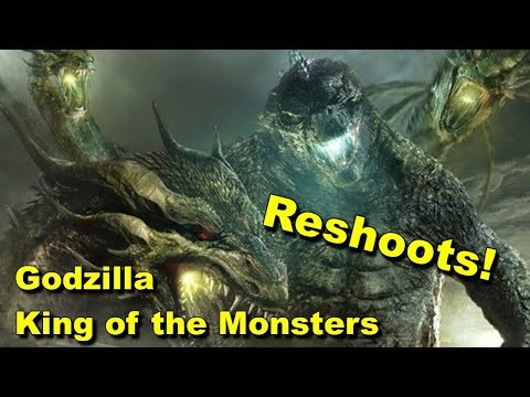 Reshoots and Set Photos - Godzilla King Of The Monsters