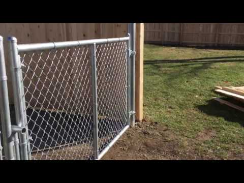 Drive Gate & Wood Privacy Fence Installation | Joliet Fence Company