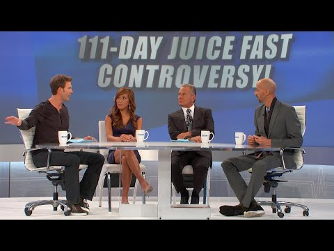 Healthy or Eating Disorder? Reality Star's 111-Day Juice Fast