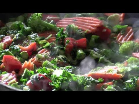 Easy Stir-Fry Vegetables...Vegan