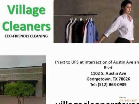 Village Dry Cleaners in Georgetown TX 512-863-0909