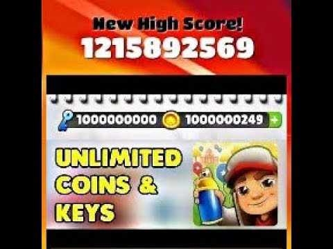 HOW TO GET HIGH SCORE IN SUBWAY SURFERS 2017 NO ROOT   Technical Zainu