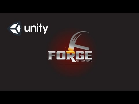 Unity Forge Networking Jumpstart 03 - First Example Moving Cube