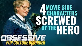 4 Movie Side Characters Screwed by the Hero - Obsessive Pop Culture Disorder