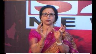 S24 NEWS CHANNEL : LIVE TALK SHOW ON TEST TUBE BABY SOLUTION WITH DR.PURNIMA NADKARNI
