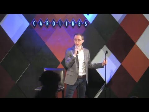 Shir Aviv Standup Comedy at Carolines, April 3 2016