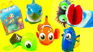 Finding Nemo McDonald