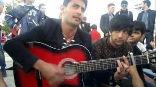 10:05:2013 Weherde (Bulvarda) Deniz KEnarinda Gitar Keyfi..:)) Halil Sezai... Tiryakinim