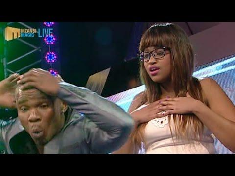 #BBMzansi -  'Ntombace' are the winners!
