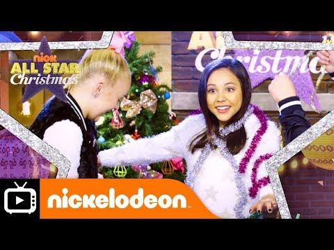 Nick All Star Christmas | Christmas Bre | Nickelodeon UK