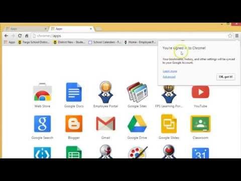 Windows 8 - Chrome Browser Setup