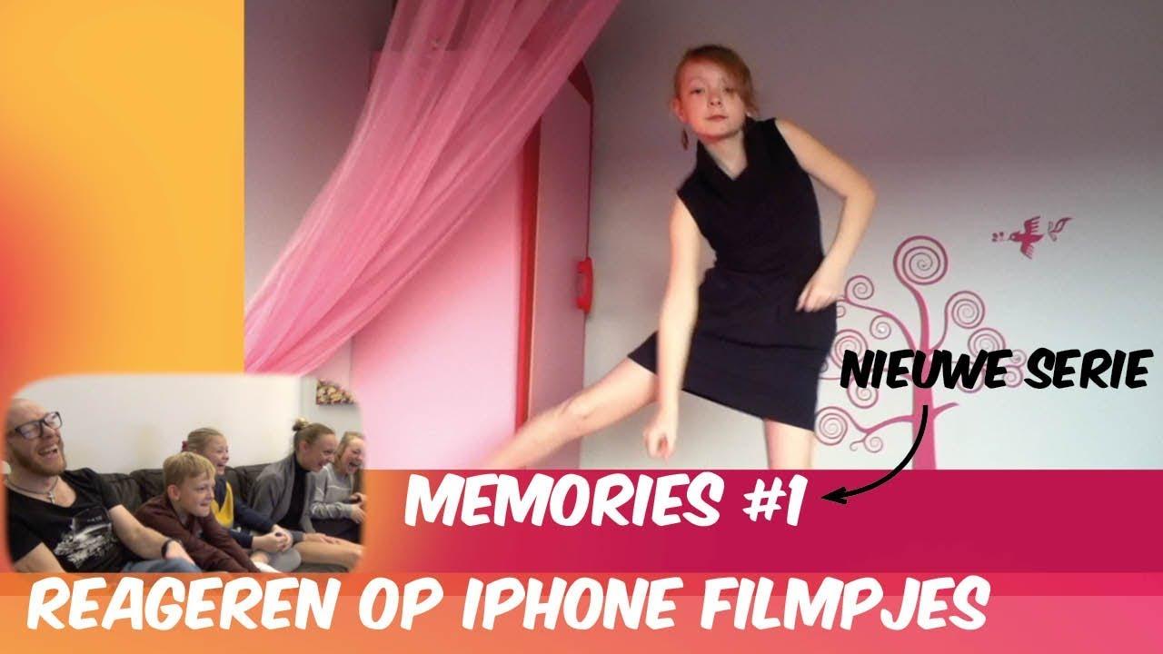 WE REAGEREN OP OUDE 2013 FILMPJES - Familie Meerschaert memories #1