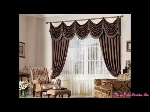DIY Curtains Ideas for Living Room