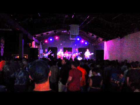 The Giving Tree Plain White T's live at Juanita's in Little Rock 6-28-14