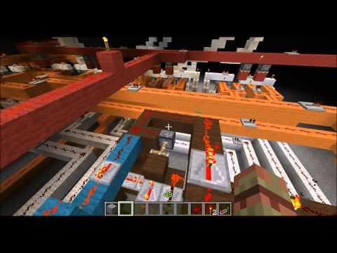 Minecraft - Nazi Zombies Redstone Walkthrough