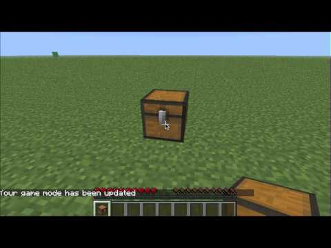 HOW TO CHEAT AT MINECRAFT 1.6.4 easy to follow