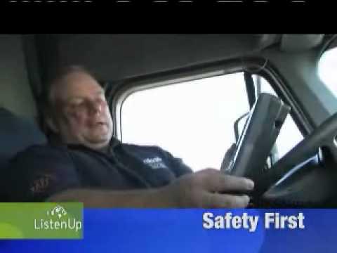 Tom Tuttle   Bison Transport   Safety First