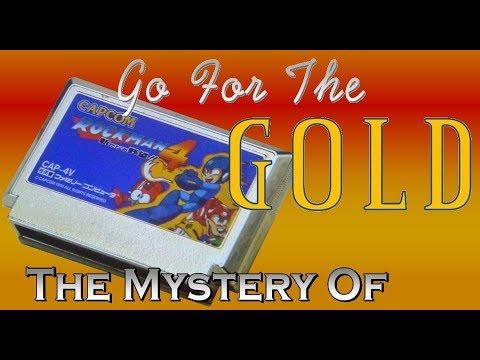 The Mega Man Cartridge Worth $6,000 - Capcom's Golden Contest Prize (1991)