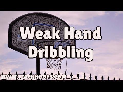Weak Hand Dribbling