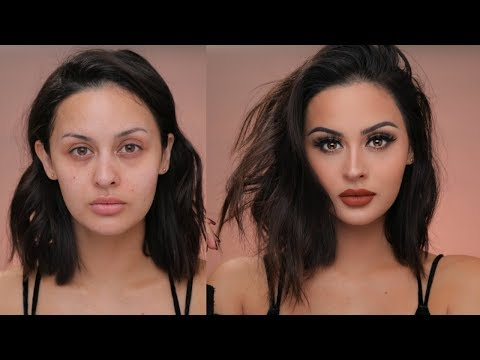 My Go To Drugstore Makeup Tutorial