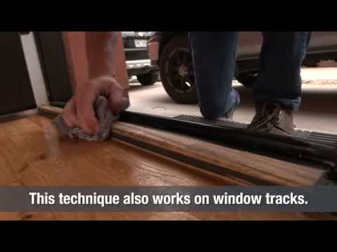 How To Clean Door & Window Tracks - HomeAdvisor Home Hacks