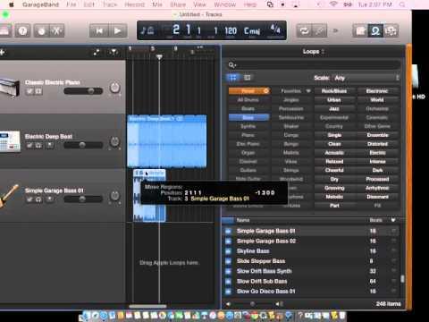 Adding Garageband Music to Imovie