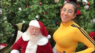 Santa bought Lena The Plug