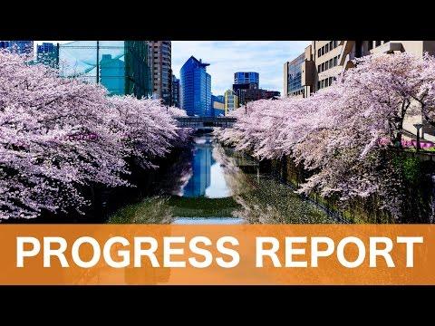 Progress report - Taimingu is growing!