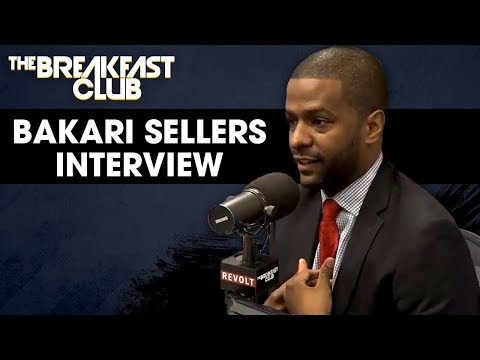 Bakari Sellers On Social Oppression, Kanye West, Anxiety + More