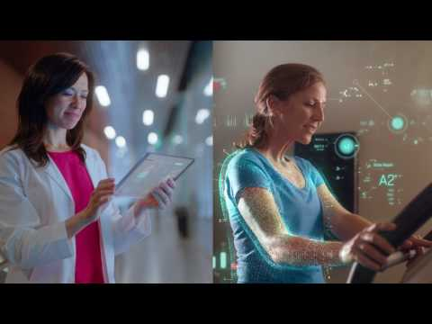 Someday Starts Today Women's TV Commercial Created for Florida Hospital