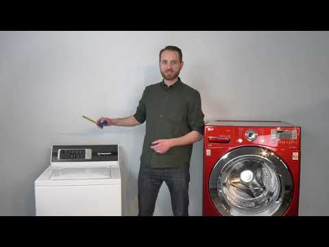 Measuring Your Space For A New Washer