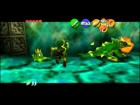 Ocarina of Time Fun Facts and Trivia (HD) Part 6 -