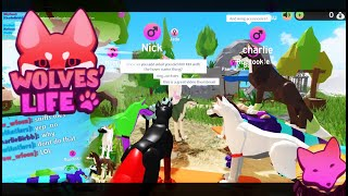 Roblox Wolves Life 3 Secret 5 Hidden Caves And Notes Hd