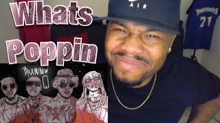 Jack Harlow - WHATS POPPIN (feat. DaBaby, Tory Lanez & Lil Wayne) | TFLA Reaction